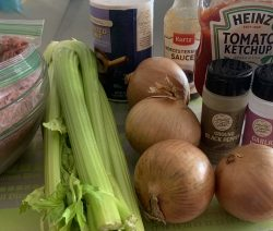 hamburger meat mix ingredients